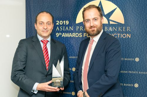 Arjan de Boer | Award | Asian Private Banker